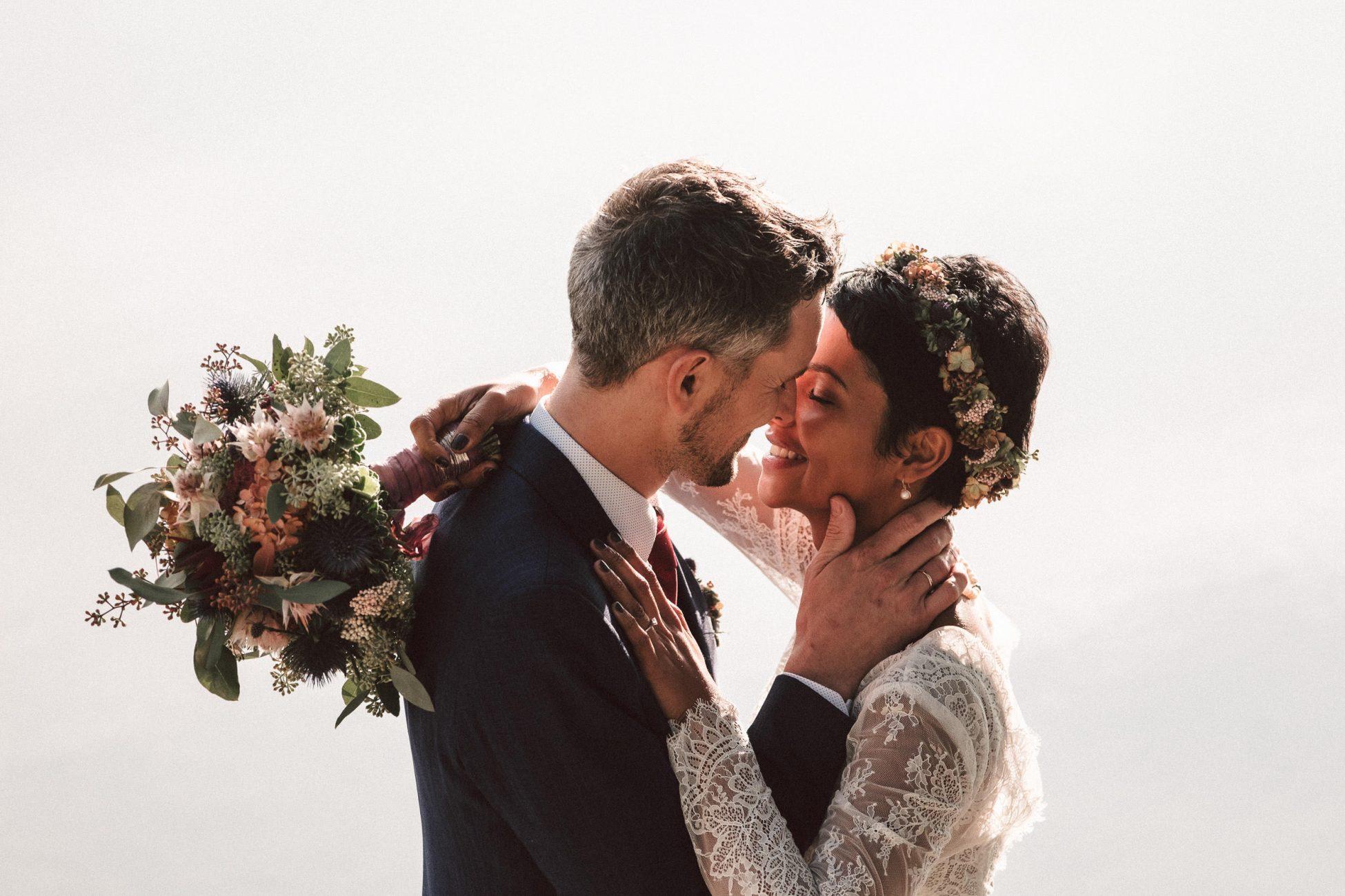 Hochzeit in Niederösterreich Tulbinger Kogel