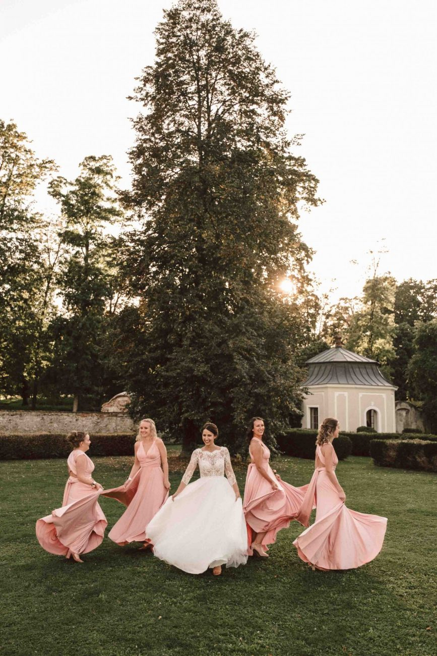 Hochzeit in Oberösterreich